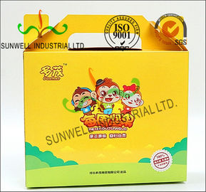 Chiny Custom Printed Corrugated Cardboard Fruits Packaging Boxes Matt Lamination fabryka