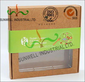 Chiny Rigid Kraft Paper Cardboard Food Packaging Boxes With Art Paper Wraped Finished fabryka